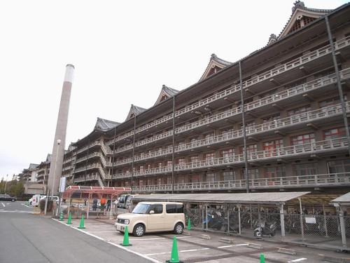 「天理駅周辺」散歩-「天理教関連施設」-09