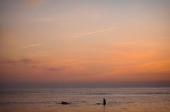 In 2 the Calm ! (Al Baro) Tags: sunset sun beach portugal nikon surf tranquility calm matosinhos lightroom 18105 d90 18105vr 18105mmf3556gvr