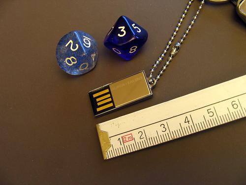 Die alltäglichen Gegenstände sind dazu da, die Größenverhältnisse besser zu vermitteln... ;)