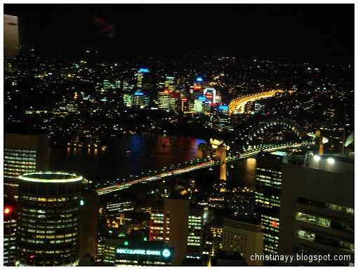 Sydney Tower: Observation Deck