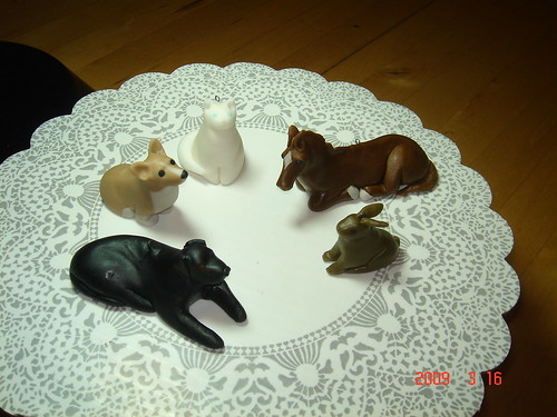 Fondant animals 4