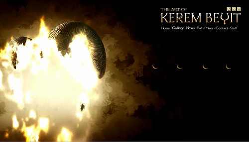 Kerem Beyit gallery page