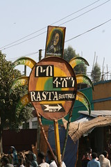 Sign of Rastas