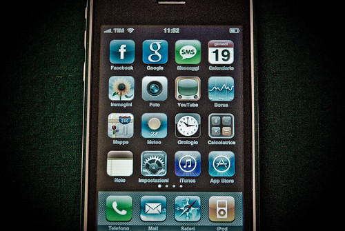 iPhone 3G 16giga white