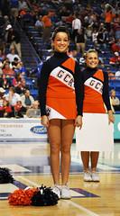 Sweet 16 First Day 5 (paulmhooper) Tags: basketball cheerleaders lexington kentucky cheer sweet16 rupparena graysoncounty highschoolbasketball