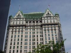 NYC - Plaza Hotel (Guenther Lutz) Tags: 2001 nyc newyorkcity usa manhattan sony may cybershot northamerica plazahotel newyorkstate