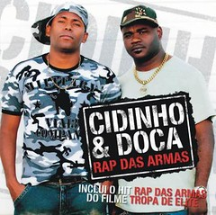 Rap das Armas by Cidinho and Doca