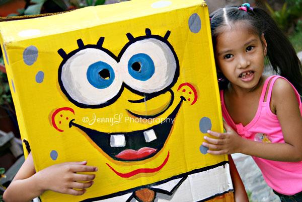 PROJECT 365: Sponge Bob