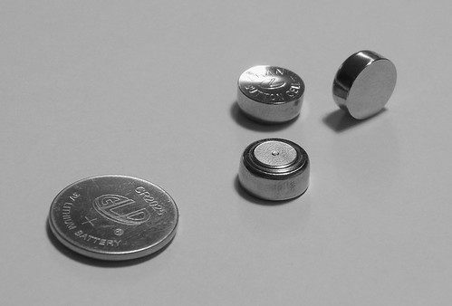 Button (Disc) Batteries are Dangerous for Young Children and the Elderly