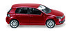 Wiking VW Golf red