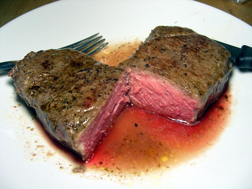 Sous Vide Steak #2