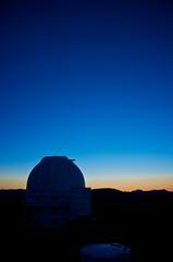 Observatory Twilight (Suarez) Tags: blue usa mountain yellow twilight ut texas telescope utaustin mcdonaldobservatory ottostruvetelescope harlanjsmithtelescope ftdavistexas top20texas bestoftexas universityoftexasatasutin