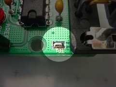 soldered (spiffed) Tags: macro electronics kit rs232 arduino bugfix freeduino fundamentallogic maxserial