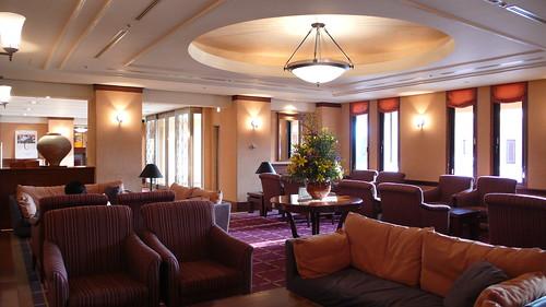 Interior, Fujiya Hotel