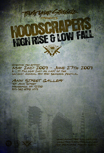 Hoodscrapers Flyer 2