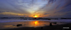 Love comforteth like sunshine after rain (Helminadia Ranford) Tags: sunset bali love nature beauty indonesia island paradise passion care imisshome