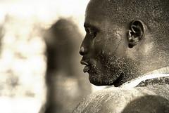 Portrait_la Lutte Sngalaise_XVII. / Senegalese wrestling (lilion (Beatrix Jourdan)) Tags: africa portrait man face sand profile traditions sweat senegal dakar elton hl blackdiamond traditionalsport pakala pentaxk10d laamb lilion parcelles senegalesewrestling infinestyle copyrightedallrightsreserved luttesngalaise thisisbigart verybigart gudiawaye jmeszolybeatrix ballagaye cheikhfall ykini beatrixjourdan mbayegueye modoulo toubaboudior yakhyadiop lacdeguiers2 papeansouciss thionkesyl batlingsiki abdoulayediouf lionsdelateranga lacdeguiersii boyniang2 taphatine eumeusene dembagueye boynaar acambeur zalel