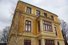 Egedes gate ved Gamlebyen skole