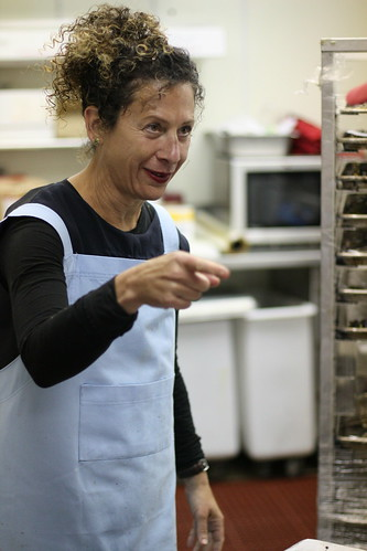 Nancy Silverton at the Pebble Beach Food and Wine Festival