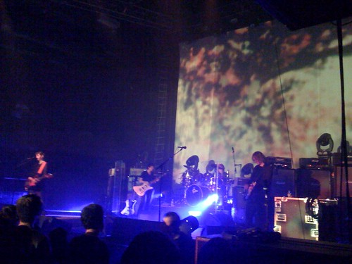 My Bloody Valentine at the Austin Music Hall