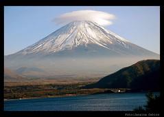 Lake Motosu VS Mt. Fuji (♫ Photography Janaina Oshiro ♫) Tags: naturaleza nature digital lago natureza distillery vulcão nikond90 artofimages bestcapturesaoi japãolake