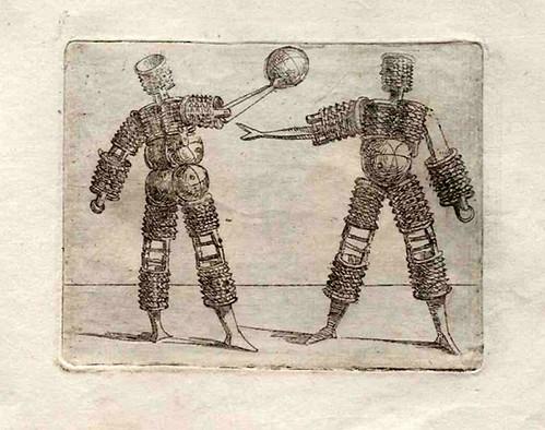 010-Bizzarie di varie figure de Braccelli 1624