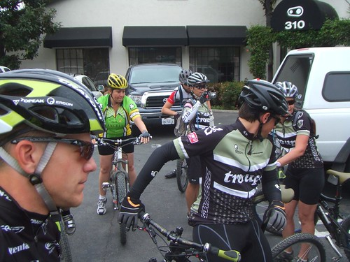 Crank Bros / Ergon / Troupe Racing: Group Ride in Laguna Beach
