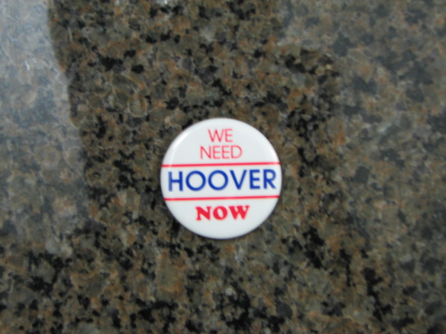 Replica campaign button