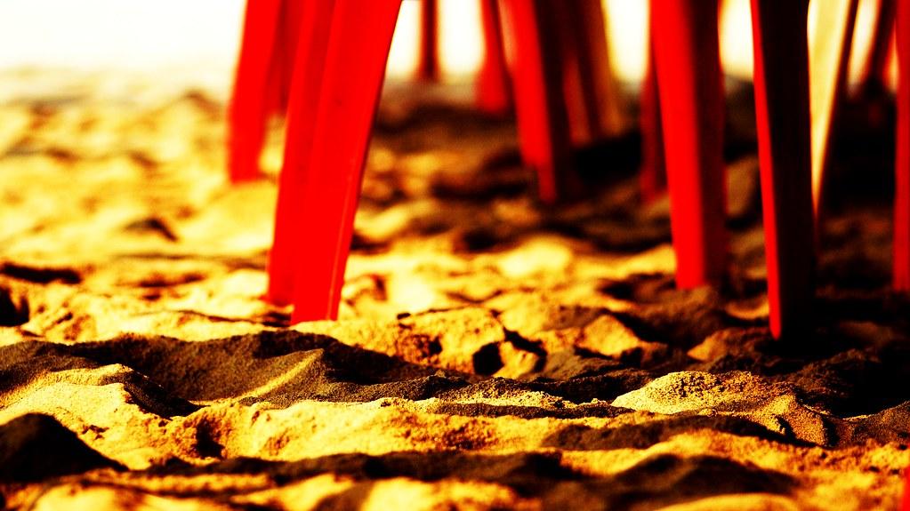 Te amaré sobre la suave arena...