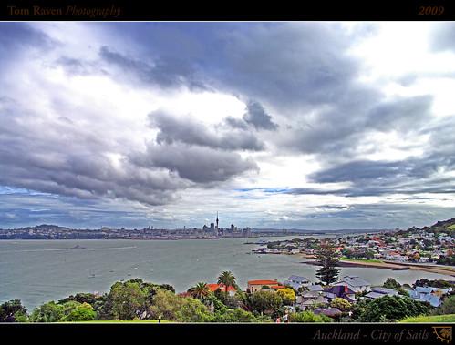 TomRaven님이 촬영한 Auckland - City of Sails.