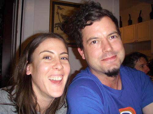 Tara and Tom