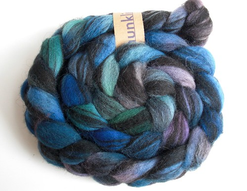 Kettle dyed Jacob Humbug 4- 3.5oz  by Shunklies