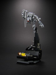 Name 'em and win!!! (mondayn00dle) Tags: silver this robot lego name fi win sci bot thingies vig
