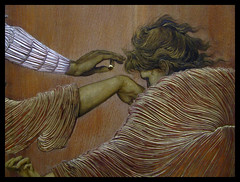 Burne Jones (Martin Beek) Tags: detail macro art up closeup museum painting hands hand close expression finger details fineart fingers victorian surface study technique tutorial artis masterpiece preraphaelite burnejones colection paintingdetail handsandfingers historyofart artupclose avirtualmuseum handsinart handinart artexamined