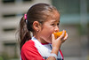 Cítricos (chαblet) Tags: méxico niños naranja correr díadelniño corredora α100 chablet