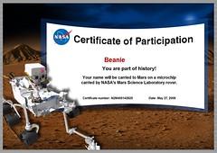 Mars Beanie