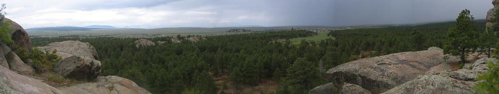Tres Piedras Near Taos, NM