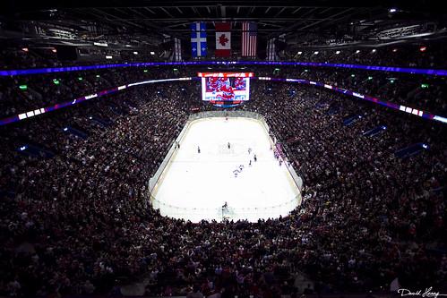 Centre Bell - Atlanta Trashers VS Canadiens de Montréal