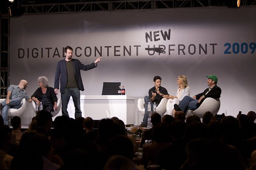 Digital Content Newfront 2009