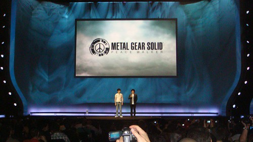 Metal Gear Solid Peace Walker - E3 2009