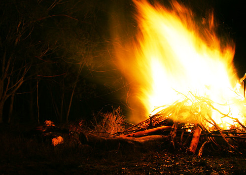 Lovely fire photo by Nathanael