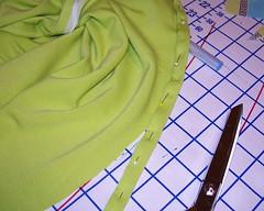 Front/neck hem (Danvillegirl) Tags: knit 2009 jackets mccalls