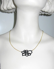 Cluster necklace 2