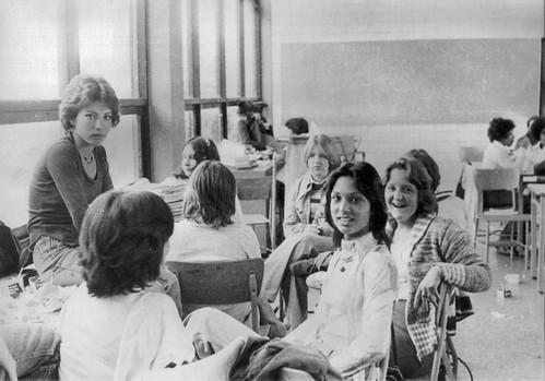 FDR HS Classroom 1976