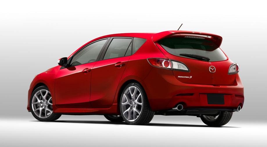 Mazda3 speed luxury car