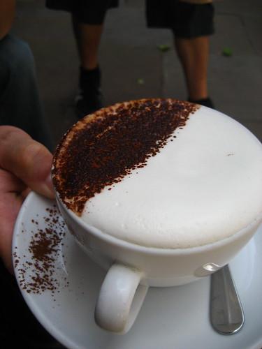 Macadamia Fudge Cappuccino