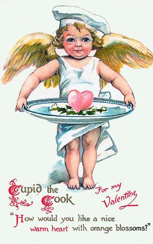 baking cupid