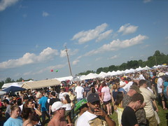 The NovaBrewFest Crowd