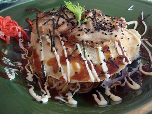 Okonomiyaki@Edamame