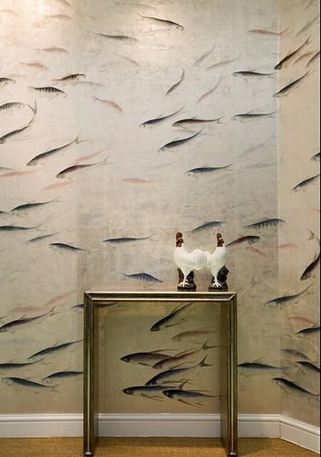 Degournay Wallpaper